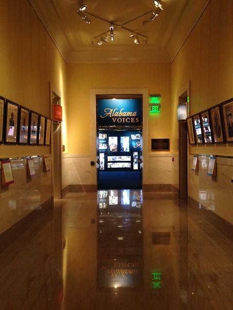 Museum of Alabama, Montgomery AL