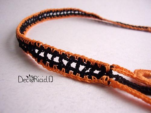 collana linguette arancionero 3