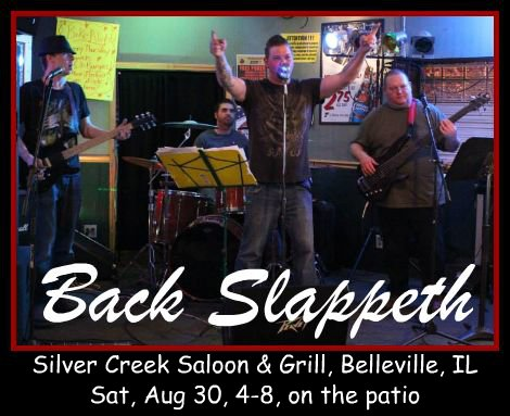 Back Slappeth 8-30-14