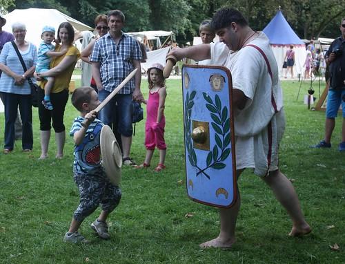 junior gladiator