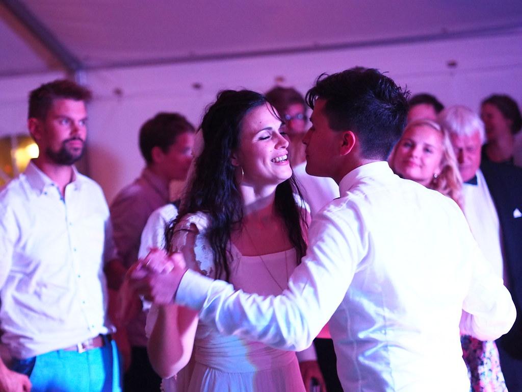 Marco og Annes bryllyp
