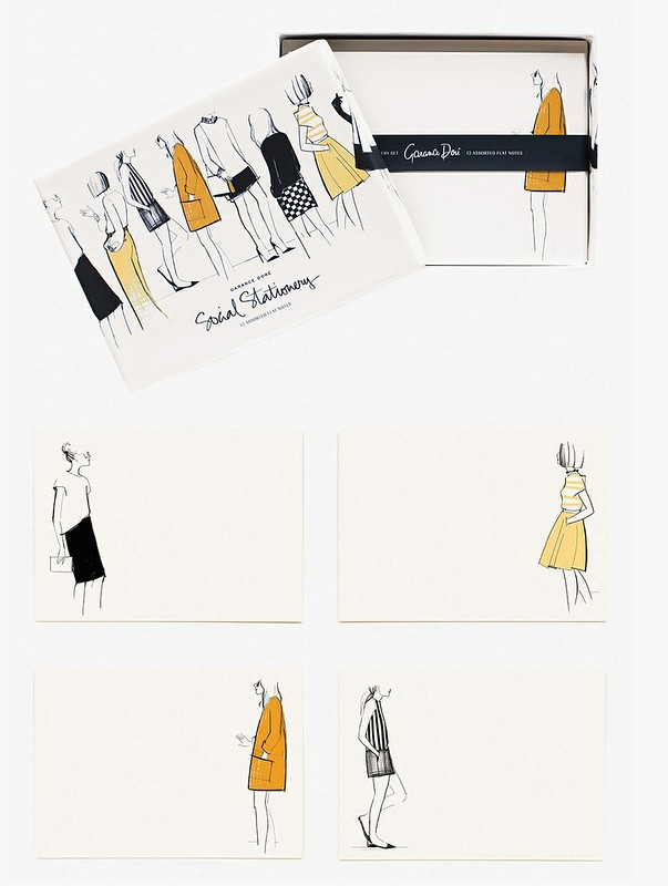 Product Photo - Garance Dore Friends Social Stationery