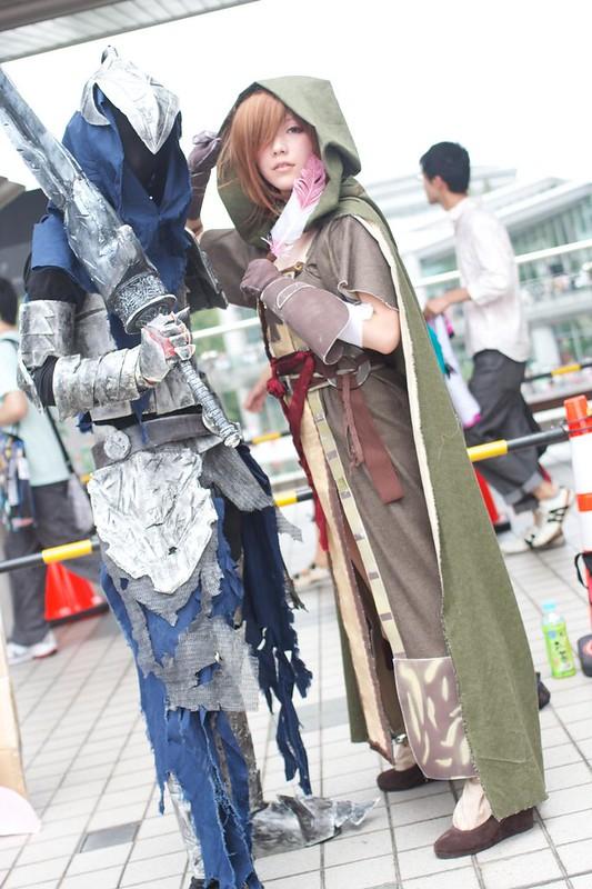 -comic market 86 cosplay-