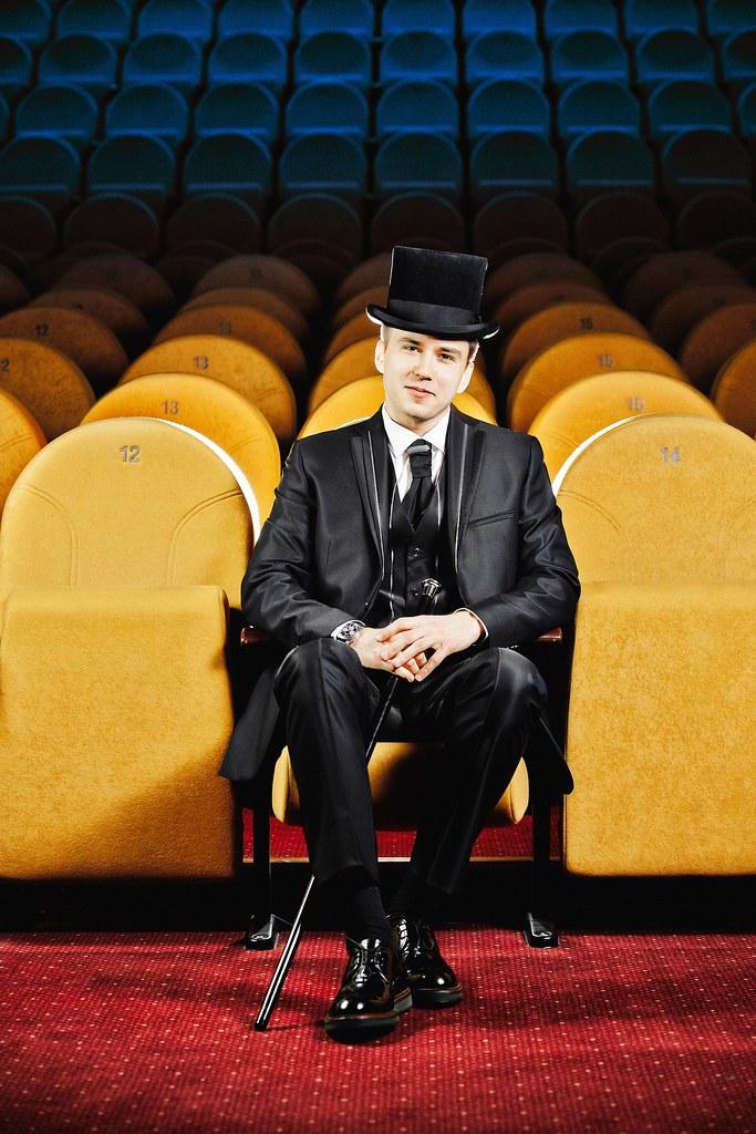 Сергей Измайлов. Фотограф: Виталий Ветров
