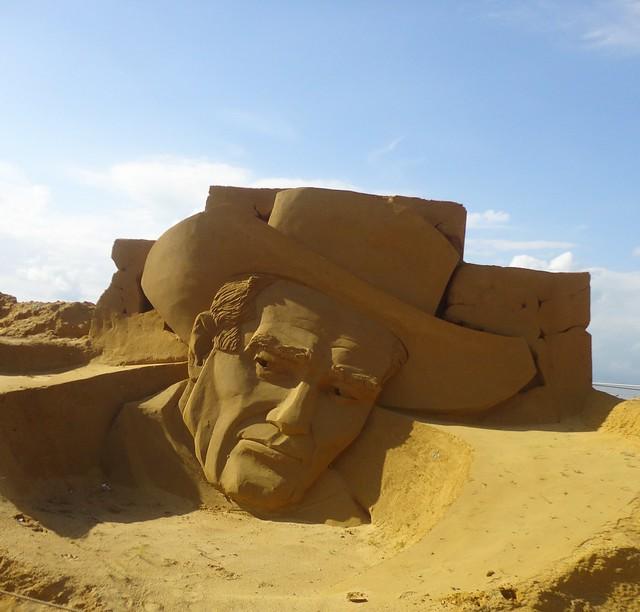 Sculpures sur sable Disney - News Touquet p.1 ! 14933880586_d0edd9be0c_z
