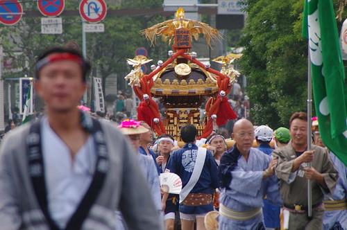 Fukagawa Hachiman Matsuri 2014 48