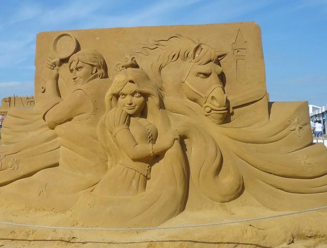 Sculpures sur sable Disney - News Touquet p.1 ! 14953850441_e8a22c1cdb_z