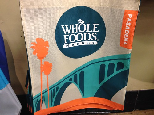 Whole foods bags