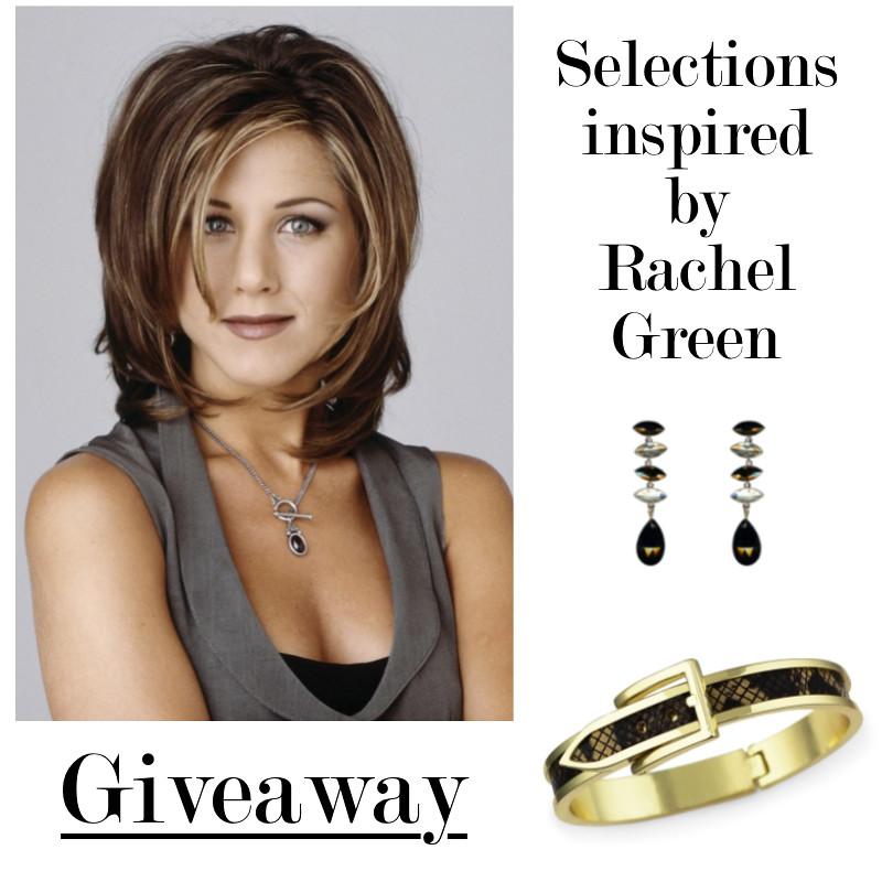 RachelGreenGiveawayArt