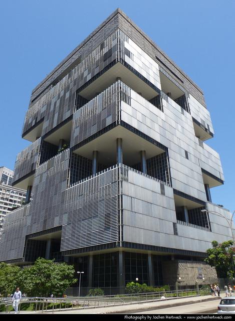Petrobras Headquarters, Rio de Janeiro, Brail