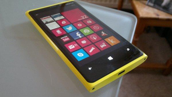 Cyan для Lumia 920