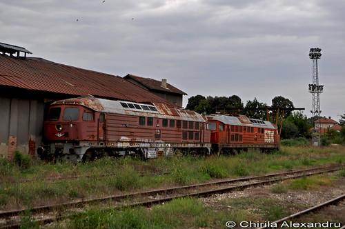 railway trains bulgaria ludmila bdz