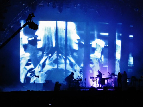 Portishead @ Rock en Seine 2014