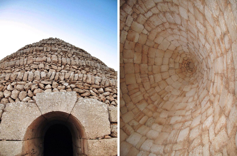 reharq_Societat Històrico Arqueològica Martí i Bella_visita_Barraca de Bartomeu Castell 1857_Ciutadella