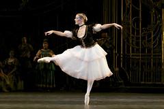 Helen Crawford in Swan Lake, The Royal Ballet