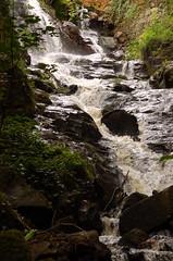 Cascade sur l'Auxois