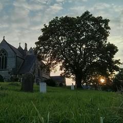 Eglwys, Penarth #ffotobobdydd