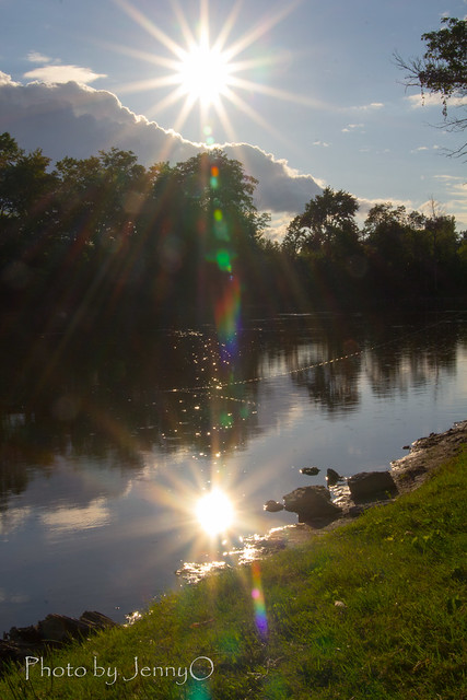 Sun Star Black River