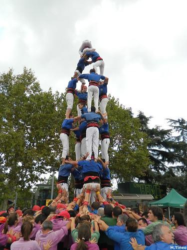 Castellers d'Esplugues, Valldoreix