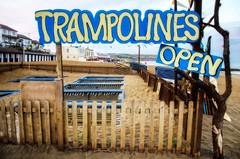 Trampolines Open