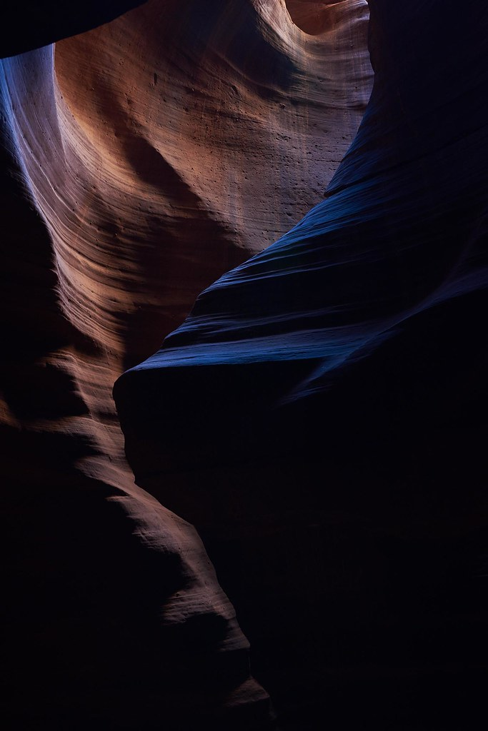 Ledge in Upper Antelope Canyon - Page