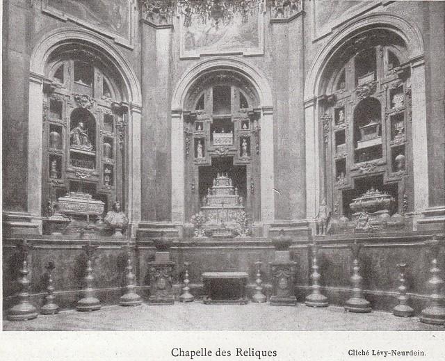 Ochavo de la catedral a comienzos del siglo XX. Fotografía de la colección Lévy-Neurdein publicada en el libro Les Villes d´Art Célebres: Tolède (1925) de Élie Lambert