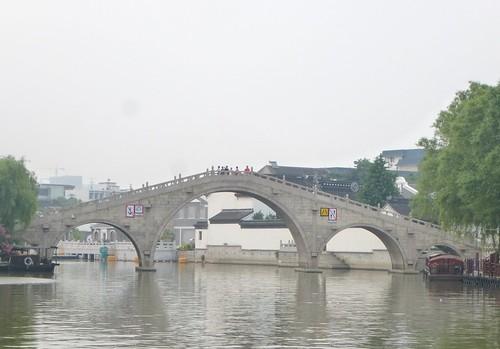 Jiangsu-Suzhou-Colline vers Centre-ville (80)