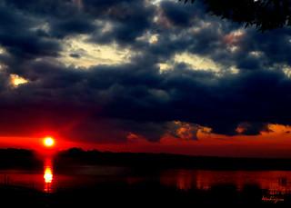 Fiery Sky - Ciel ardent