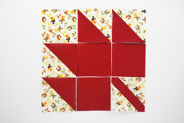 maple quilt block