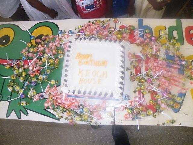 02 Keogh House Birthday Cake