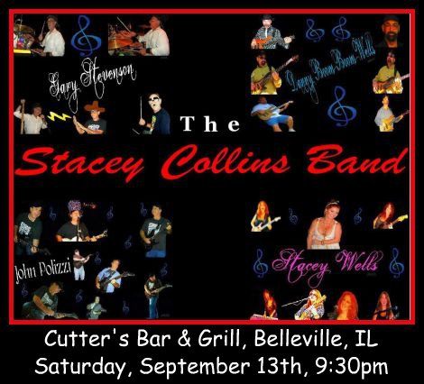 Stacey Collins Band 9-13-14