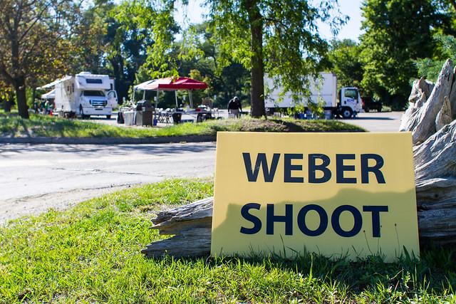 Weber Shoot