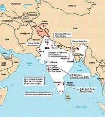 巴基斯坦1998年的核試爆。