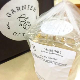 Garnish & Gather bag
