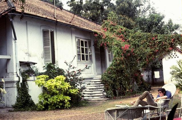 Saïgon 1970-71. Le calme en pleine ville