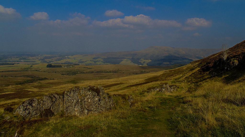 Kilpatrick Hills Scotland Around Guides