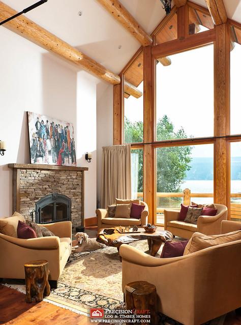 Windermere Hybrid Home Great Room