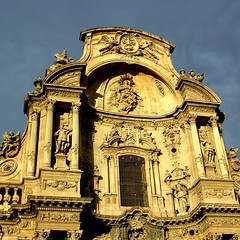 Catedral de Murcia, España  #igers #igersphilia #igersgallerymadrid #instagramersgallery #catedrales #iglesias #arte #arquitectura #unykaphoto