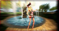 Prism Erica dress Pink Rose