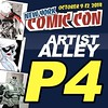 See you on @newyorkcomiccon - Table P4 (Artist Alley) :) #nycc #artistalley #newyorkcomiccon