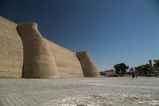 The Ark Fortress, Bukhara