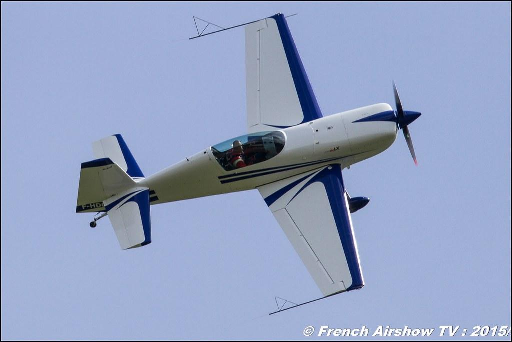 Extra 330 , F-HDOC, TORQUE ROLL SARL, Fête aerienne Alberville 2015, Meeting Aerien 2015