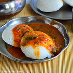 Tomato brinjal sambar recipe