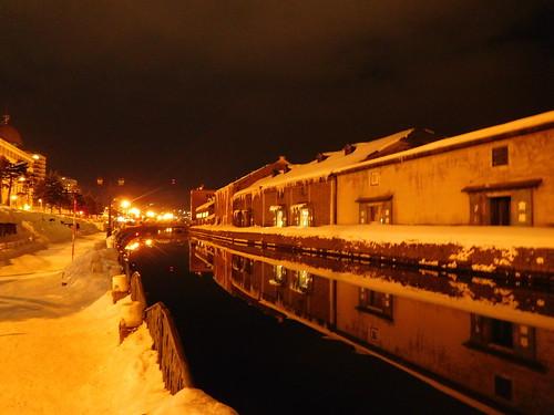 有名な運河ね