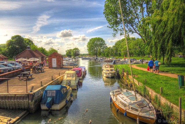 Beccles, Suffolk