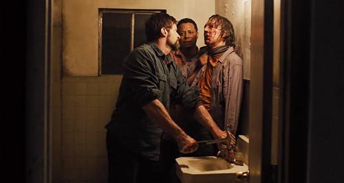 Prisoners torture