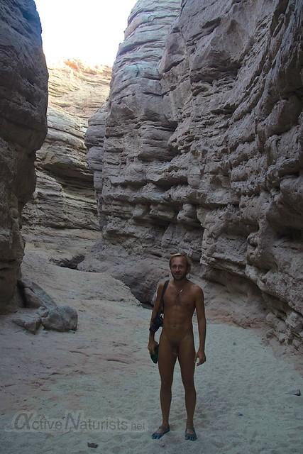 naturist 0006 Mecca Hills, California, USA