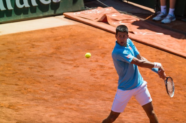 Rolland Garros 2014 - Novak Djokovic 02