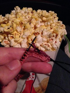 Knitting at the Movies