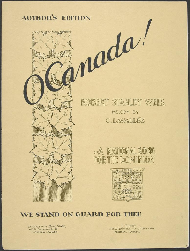O Canada / Ô Canada